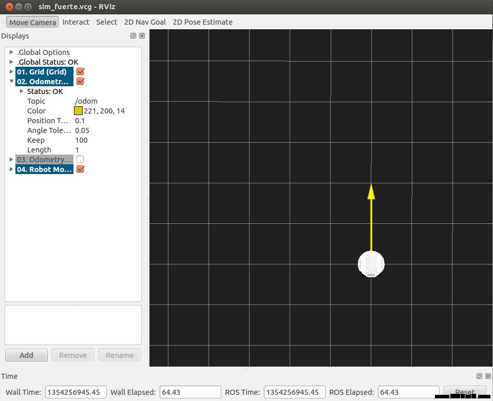 古月出品:ROS探索总结(四)——简单的机器人仿真
