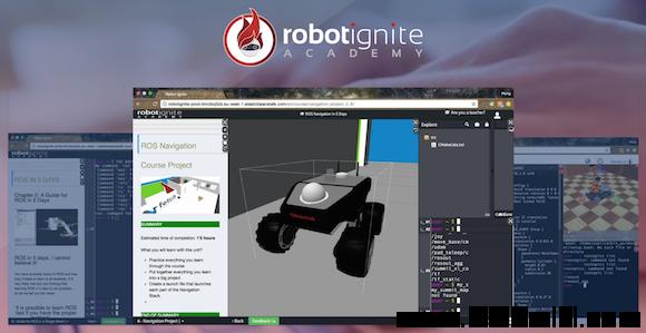 零基础线上学习ROS (结合模拟机器人实践)